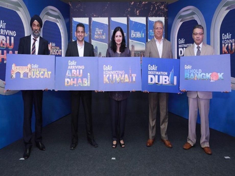 GoAir appoints new management team to expand operations