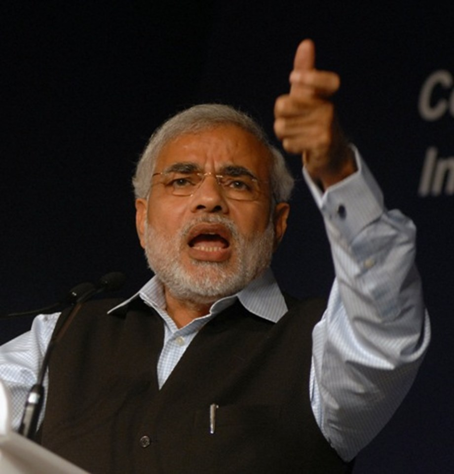 Vote-bank politics is like a termite for the country, Prime Minister Narendra Modi said Tuesday
