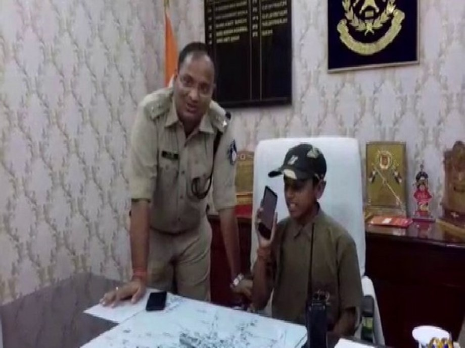 Jabalpur Police appoint three school kids as SPs for five minutes