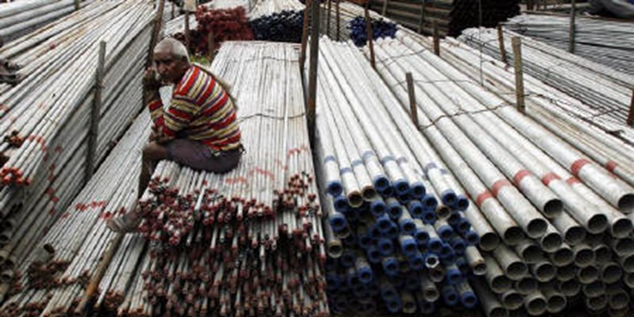 Orders for domestic iron, steel products boost substantial growth