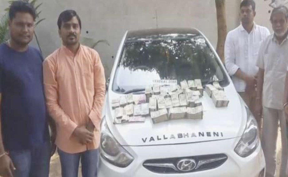 Police seizes 'Hawala' cash of Rs 7.51 crore in Telangana ahead of polls