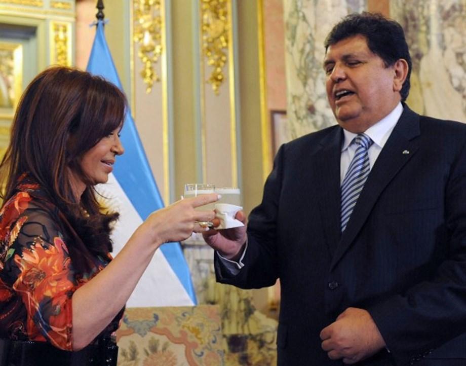 Former Peruvian prez Alan Garcia seeks political asylum in Uruguay