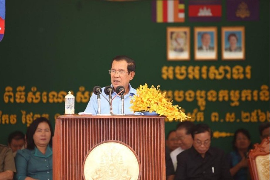 Would never allow any foreign military base in Cambodia: PM Hun Sen