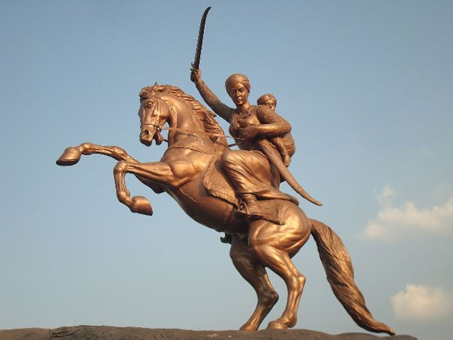 PM Modi pays tribute to Iron Lady and Rani Lakshmibai on their birth anniversaries