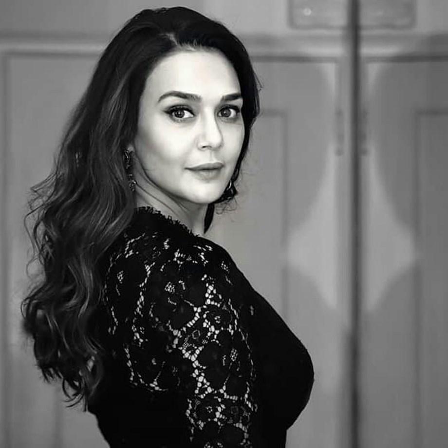 'I thought I forgot acting': Preity Zinta on facing camera after a decade