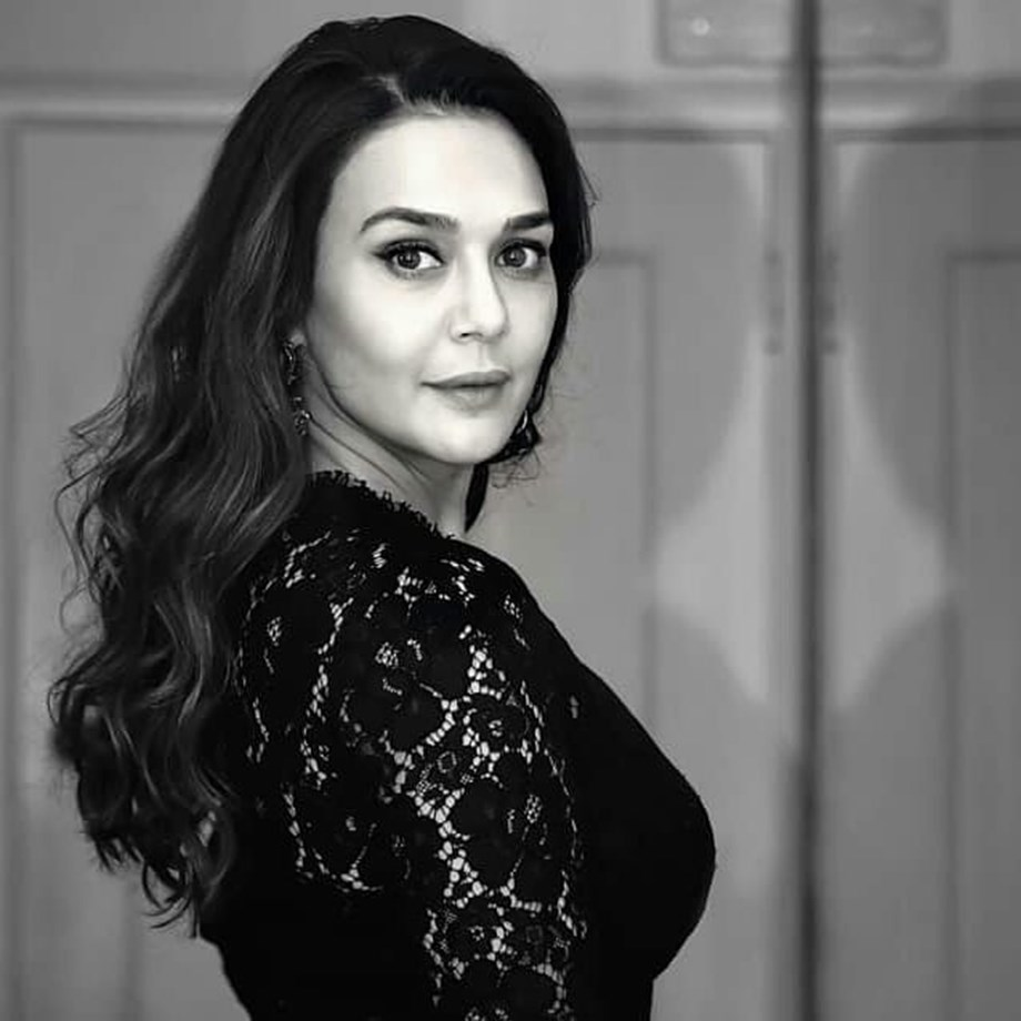 Preity Zinta calls female actors to devote more time to have longer shelf-life