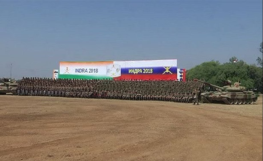 India, Russia set to showcase military strength in 10-day joint exercise