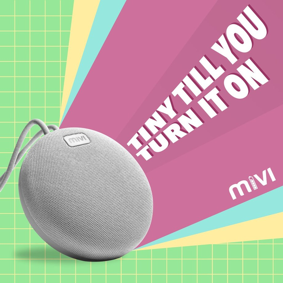 Mivi Bluetooth speakers starting from Rs 1,699 launched