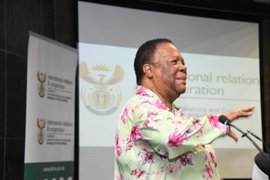 Women to be marginalized in peace processes, despite affected by conflict: Pandor