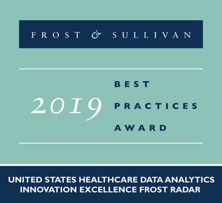LexisNexis Risk Solutions Earns Acclaim from Frost & Sullivan for Employing an Advanced Data Analytics Architecture to Aid Healthcare Decision-making