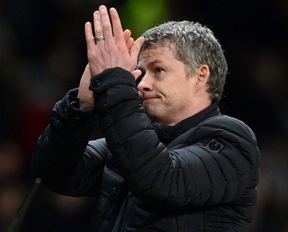 Way we played wasn't best, says Man United boss Solskjaer