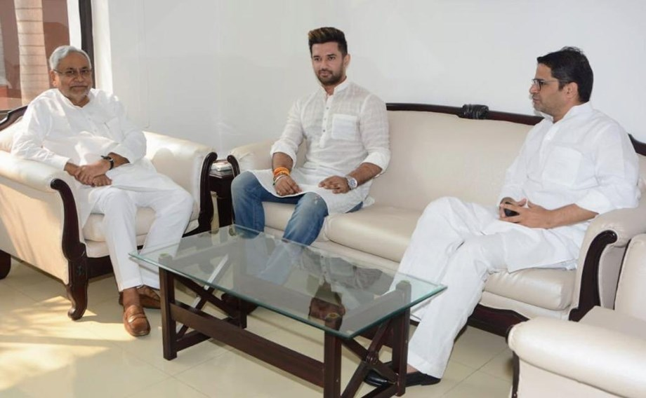 Chirag Paswan lauds Rahul Gandhi