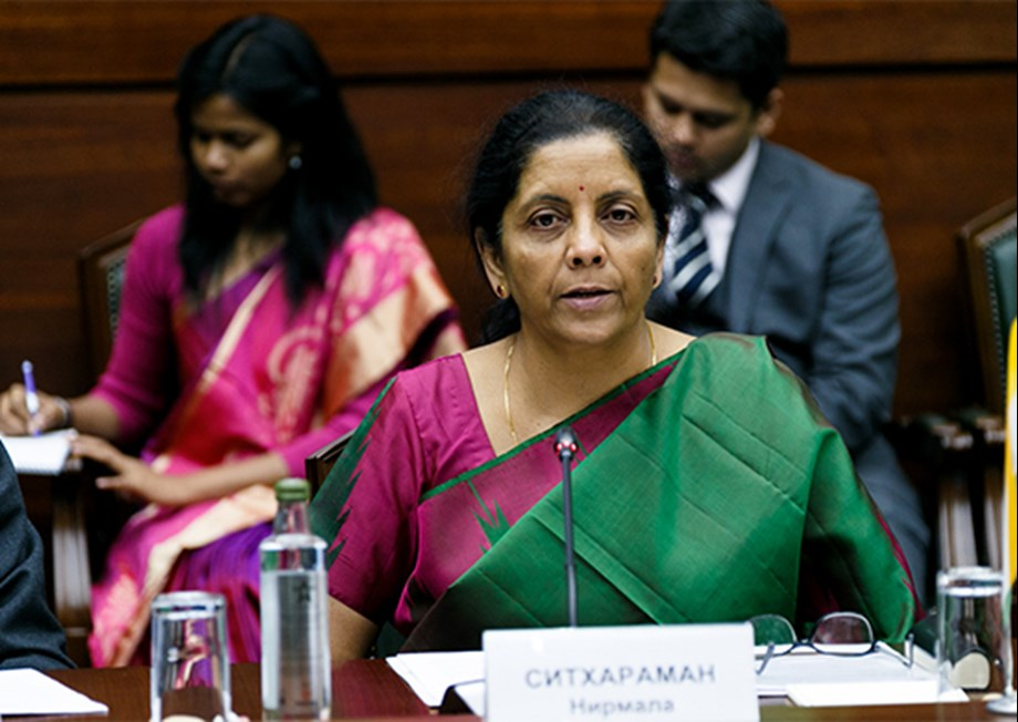 Nirmala Sitharaman meets families of pilots killed in deadly HAL crash