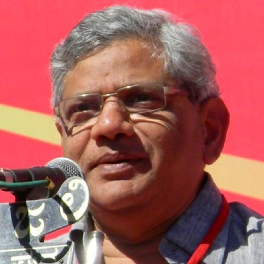 Doctors' stir: WB CM politicising issue, BJP communalising it, says Yechury