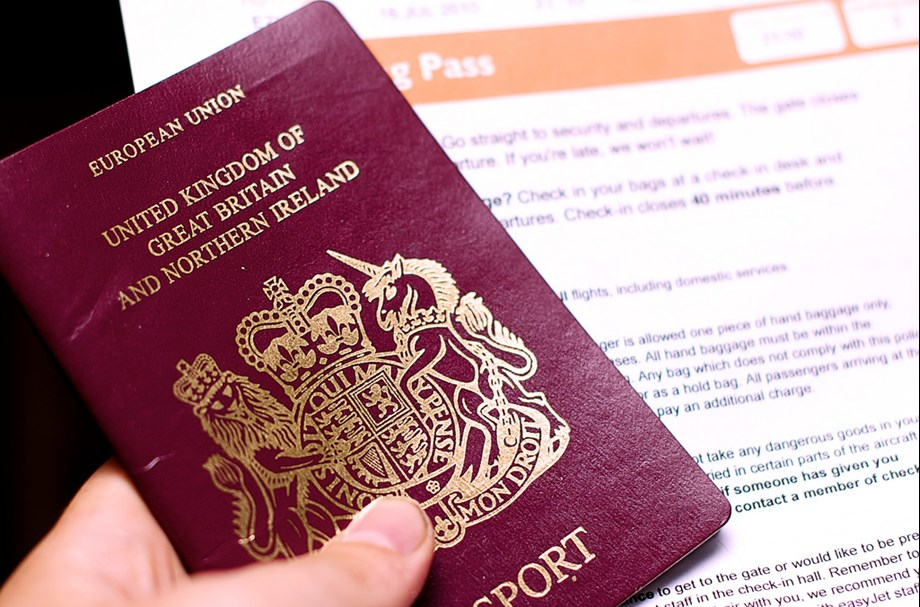 """Brexit happening: UK introduces passports without """"European Union"""" label"""