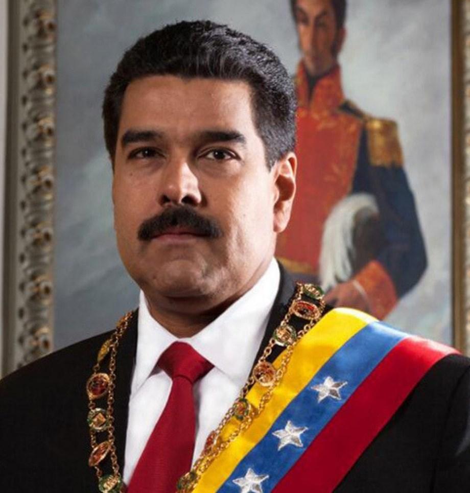 Air force general calls to rise up against 'communist dictatorship' of Maduro