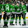 Stars slam Avalanche for fourth straight win