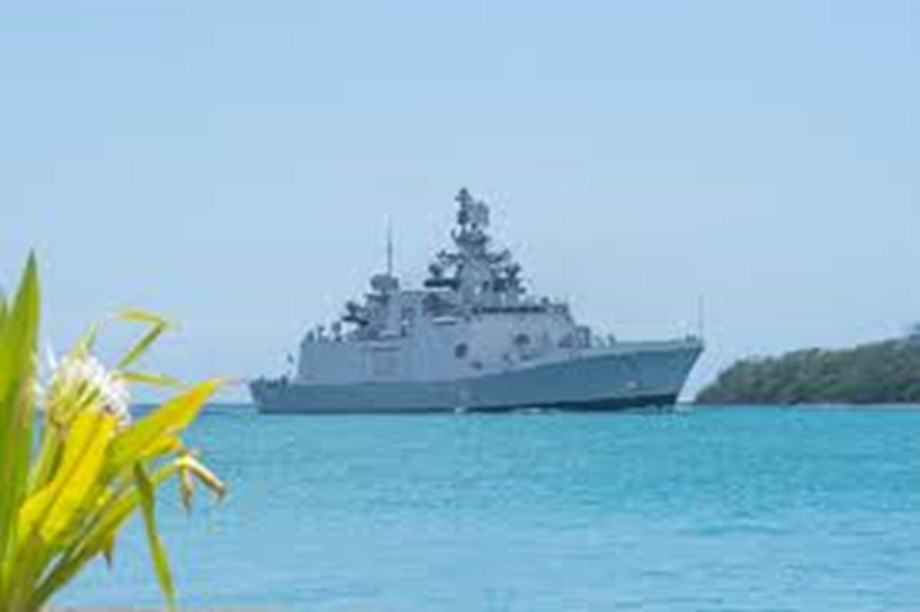 Navies of India and Vietnam holds a four-day maritime exercise