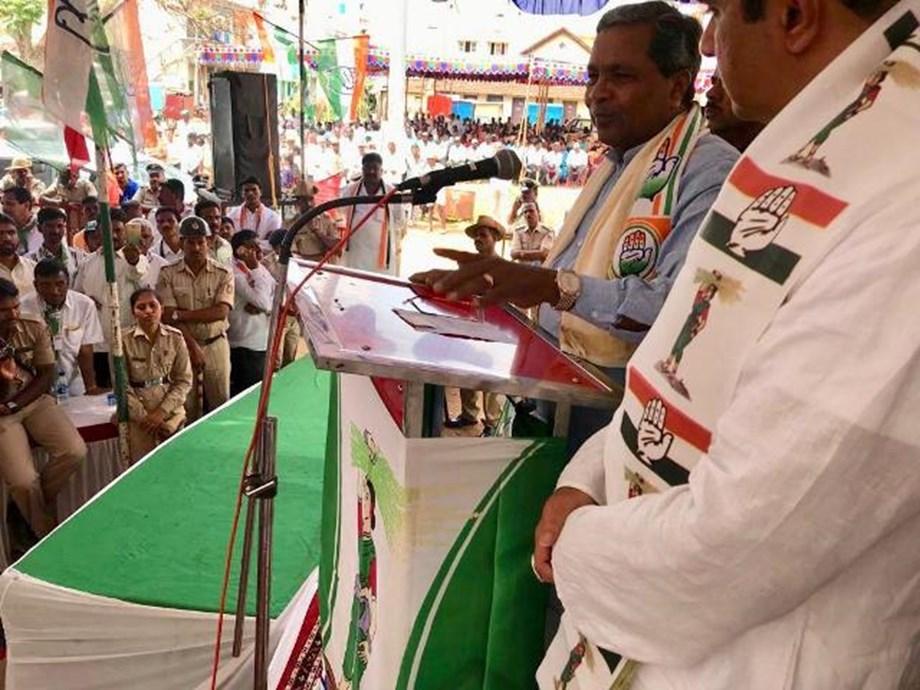 Siddaramaiah hits out at BJP for no Dalit MP from Karnataka in Union Cabinet