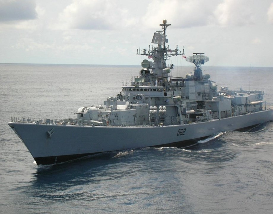 Indian Navy launches 'Operation Sankalp' in Gulf region amid tanker attacks