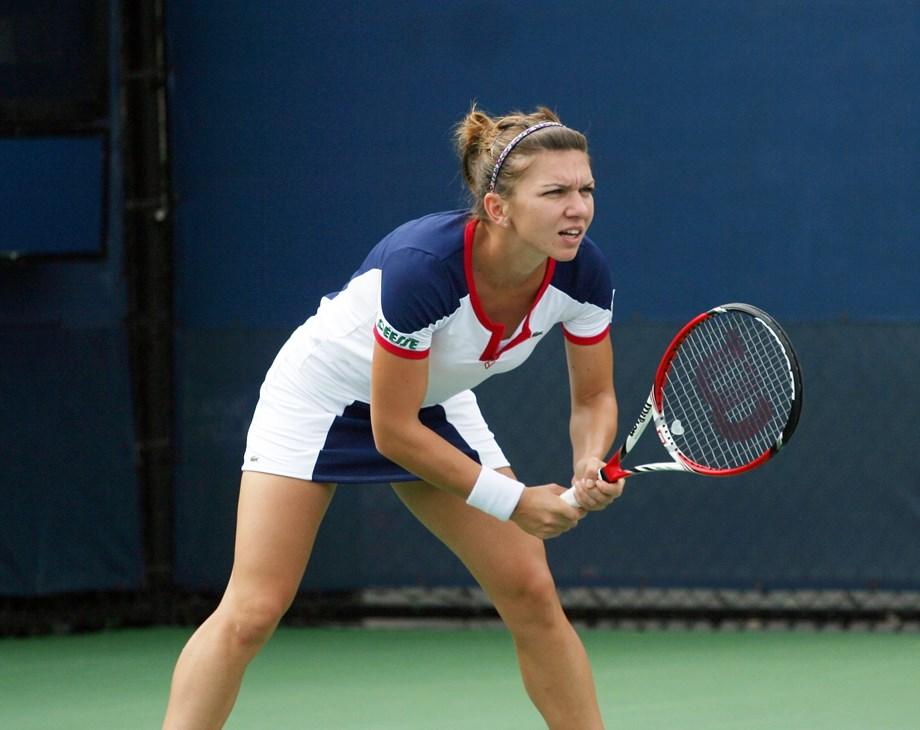 FACTBOX-Tennis-Elina Svitolina v Simona Halep