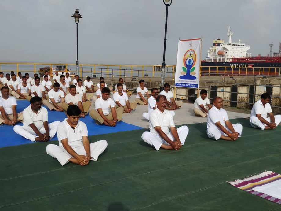 Thousands of CISF personnel to conduct demonstrations on yoga day