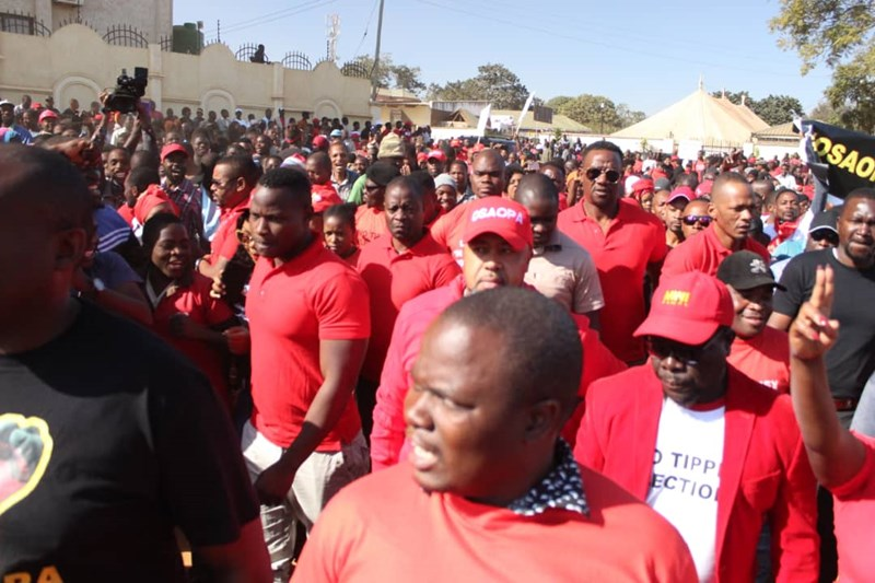Malawi protests LIVE: Malawi Congress Party demands fresh Presidential elections, resignation of Jane Ansah