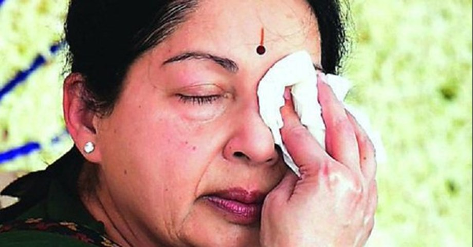Jayalalithaa's clip recorded at hospital during treatment: Apollo doctor