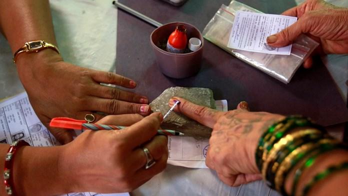 Karnataka bypolls: Voting begins for 3 LK seats, 2 assembly
