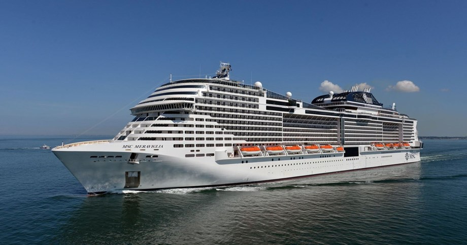 France: Court fines P&O cruise captain over burning sulphur fuel