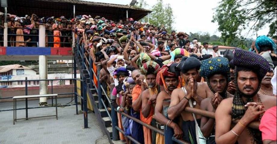 "Union Min Alphons slams Kerala govt for turning Sabarimala temple into ""war zone"""