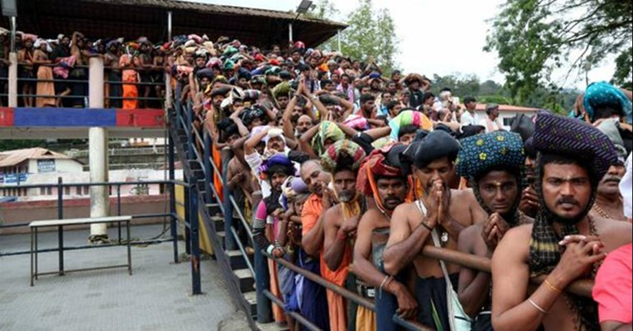 Sabarimala issue in Lok Sabha, political parties alleges each other