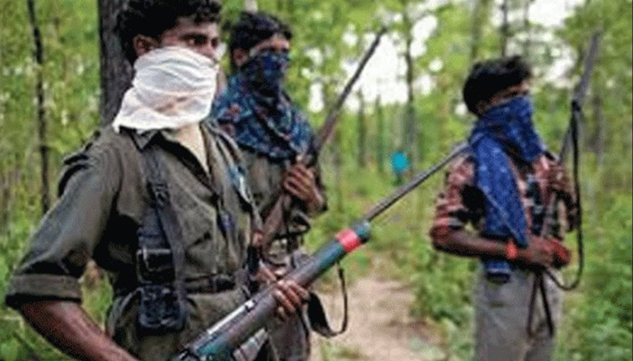 Absconding woman Maoist surrender before court in TN