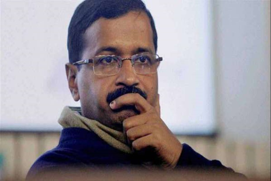 Kejriwal takes a jibe at PM Modi over pace of development in Gujarat