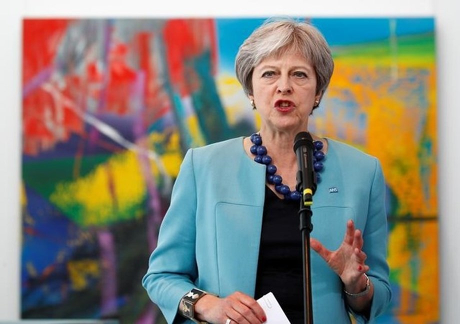 RPT-Britain's May faces Brexit moment of truth in parliament