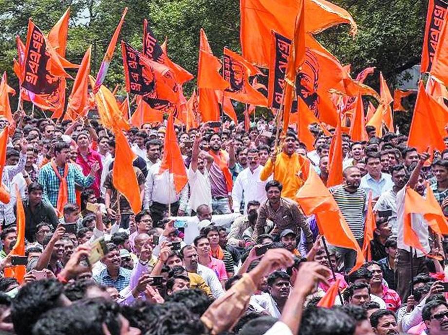 Maha: Opposition halts house proceedings, demands quota for Maratha, Dhangar