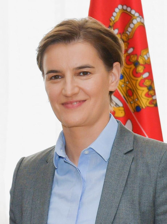 Serbian PM's same sex partner gives birth to baby boy