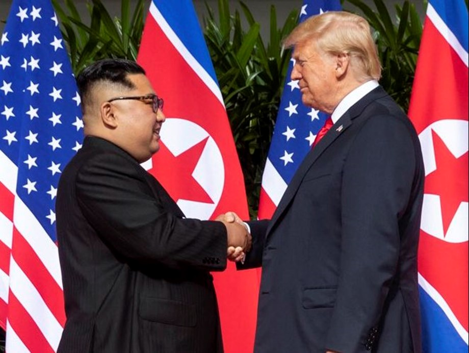 """WRAPUP 4-Trump and Kim one year on: A """"beautiful letter"""", stalled diplomacy"""