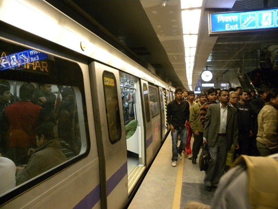 Train services on Delhi Metro's Magenta Line disrupted