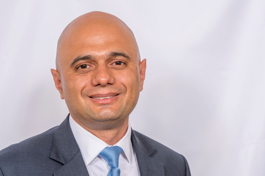 Trump meets Britain's interior minister and PM candidate Sajid Javid