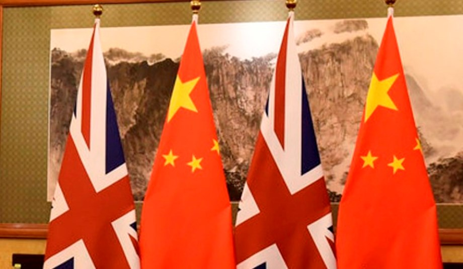 China demands Britain stop 'meddling' in Hong Kong