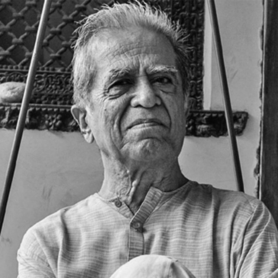 Artist Haku Shah dies at 85