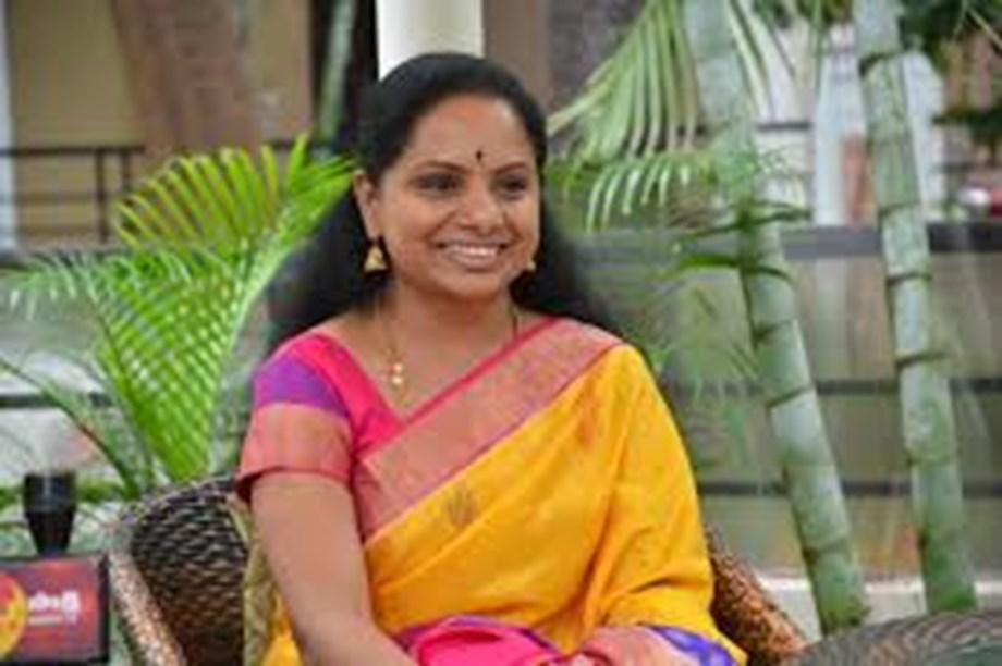 Kavitha has 'full faith' as she takes on dozens of farmers in Lok Sabha polls