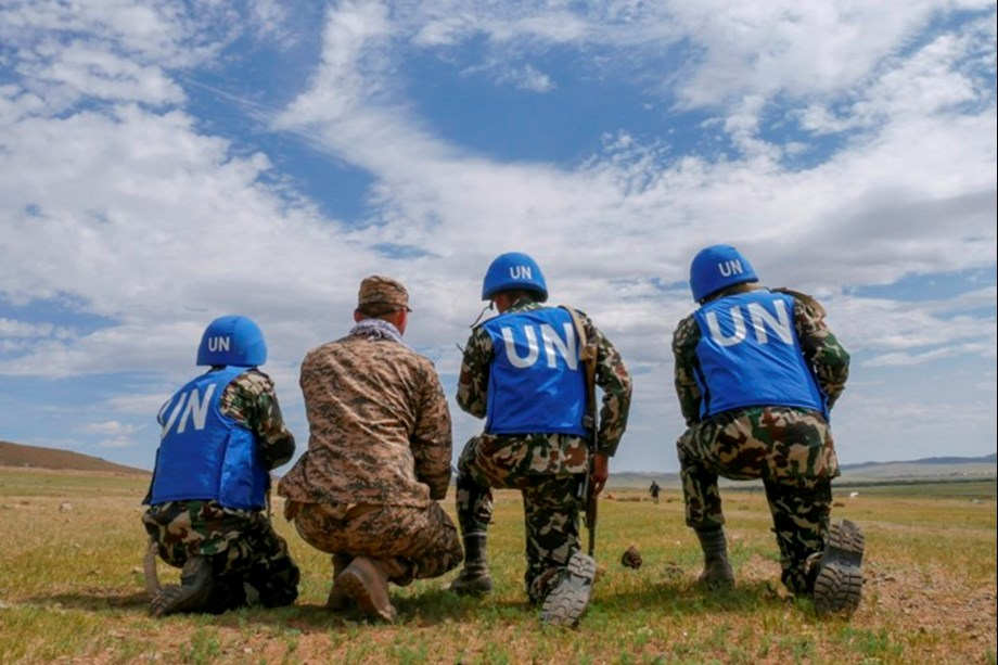 Indian peacekeepers in South Sudan awarded medals for their service