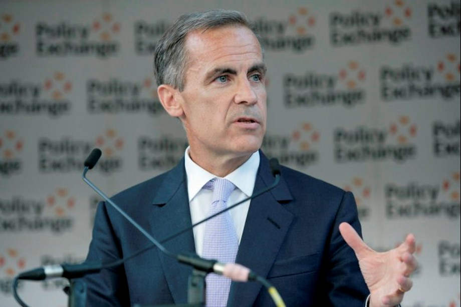 UK's Johnson picks Bank of England governor to climate role