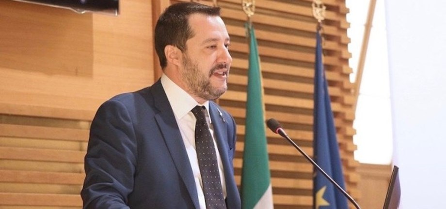 Italy's League presents no confidence motion in government