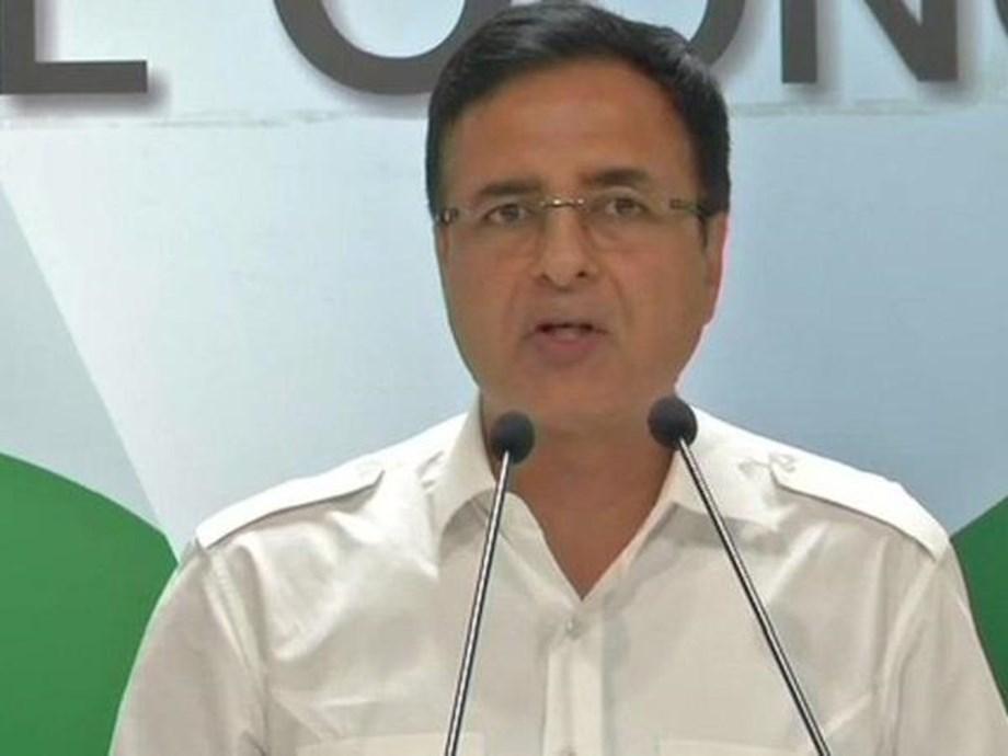 BJP govt insensitive towards children safety: Surjewala