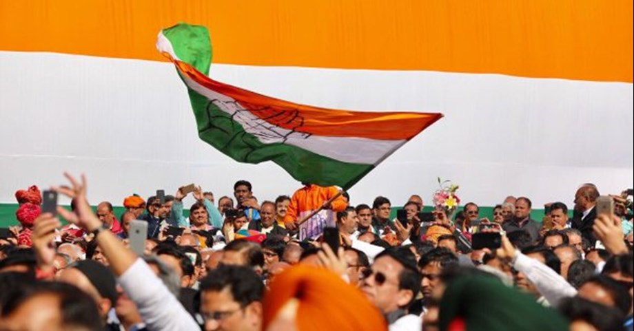 Congress blames BJP of using force to acquire land for Jewar airport