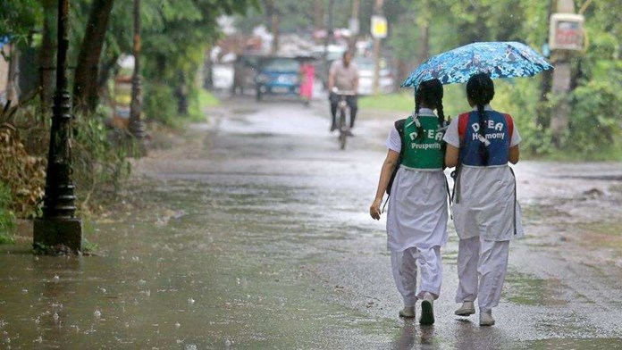 Light to moderate rains at some places in Himachal Pradesh, predicts Met Dept