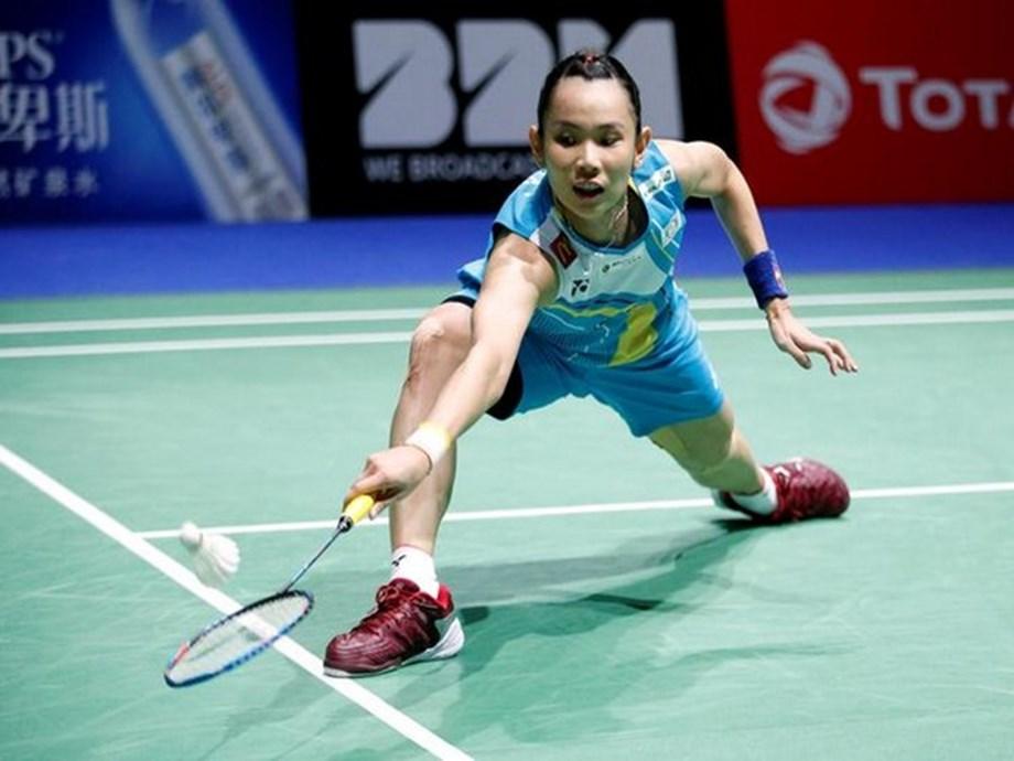 China Open: Tai Tzu Ying overcomes Chen Yu Fei to reach final